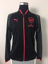 Arsenal Puma Training Football Track Top Jacket 2017/18 (L)