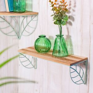 SASS AND BELLE WIRE LEAF SHELF