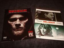 SONS OF ANARCHY 2 Emmy ads Charlie Hunnam as Jax & Katey Sagal as Gemma Teller