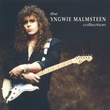 YNGWIE MALMSTEEN THE COLLECTION CD HEAVY METAL NEW