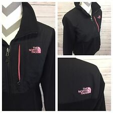 The North Face Denali Women's Fleece Jacket. Pink & Black Size Small. Polartec