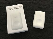 NEWDERY portable charger powerbank for Apple Watch - boxed, excellent condition