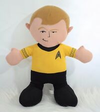 Star Trek Captain James Tiberius Kirk Plush William Shatner Stuffed Toy Doll 15""