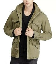Polo Ralph Lauren 1965 Military Field Jacket Olive Green 2XL XXL EXCLUSIVE $322