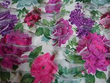 Tissu de polyester,Jersey,deux Lagen,Motif floral,tissu,Tissus,