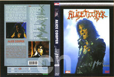 Alice Cooper - Live At Montreux (2005) DVD NEW