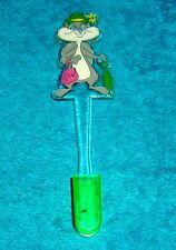 "Warner Brothers Studio Animaniacs Slappy And Skippy'S 5"" Plastic Toothbrush"