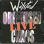 Waysted-Organised Chaos Live (*Used-CD, 2006, Majestic Rock)