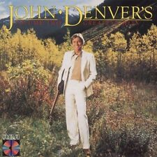 John Denver's Greatest Hits Volume Two, Vol. 2, CD, New and Mint in Shrink Wrap!