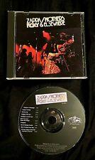 1992 FRANK ZAPPA / MOTHERS ROXY & ELSEWHERE PURPLE BARKING PUMPKIN LOGO CD HOE