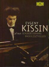 KissinEvgeny: Plays Schubert, Brahms, Bach, Liszt, Gluck DVD