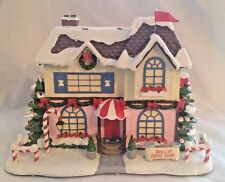 Hawthorne Village Rudolph's Christmas Town ~ Dolly's Dress Shop ~ HTF CoA MIB