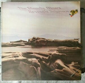 THE MOODY BLUES VINYL seventh sojourn LP ORIGINAL SEALED 1972 NO BAR CODE