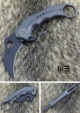 WE Knife 708C CPM S35VN Blade Titanium Frame Lock Flipper Knife