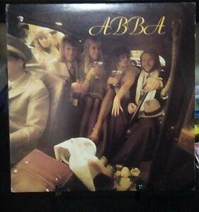 ABBA  Self-Tiled Album Released 1975 Vinyl Collection USA