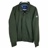 Scotch & Soda Amsterdam Couture Bomber Jacket Men's Medium Olive Green $125