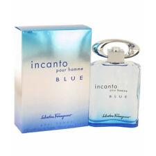 Incanto Pour Homme Blue By Salvatore Ferragamo 100ml Edts Mens Fragrance