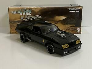 Mad Max Last of The V8 Interceptors New Tooling 1:18 Greenlight 12996