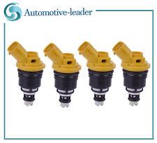 4Pcs Fuel injectors For Subaru Impreza WRX STI 06-12 Forester XT 2004-2012 2.5L