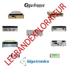 Ultimate Giga-tronics Operation, Repair & Service manuals    150 manual s on DVD