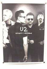 U2 Posters Innocence And Experience 2017 Limited Edition Fan Club Only U2