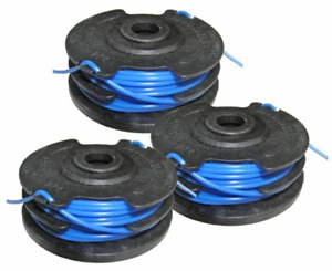 Kobalt Trimmer Spool replacement line  1 pack of 3   (S)