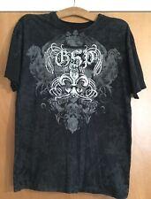 Men's Size L Xtreme Couture T-Shirt Georges St. Pierre Rush