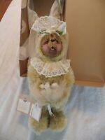 "GUND Barton's Creek Collection Teddy Bear Bride Ba Betta 12"" Artist Pat Kolesar"