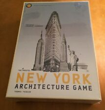 The Prestel New York Architecture Game by Thomas Fackler (2004, Game)