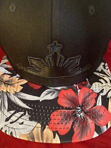Philippines Filipino Hat Snapback Floral 3 Stars And sun rare Hat 2