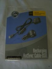 Palm Recharging HotSync Cable USB Power Cable NIB