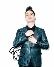 """Brendon Urie Panic! at the Disco 8x10"""" Reprint Signed Autographed Photo RP"""