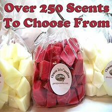 Wax Tarts Melts Chunks Chips 5 Packs - 20+ ounces for Warmers Burners Fragrance