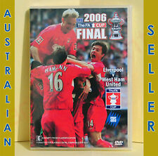 The 2006 THE FA Cup FINAL DVD