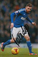 IPSWICH HAND SIGNED PAUL ANDERSON 6X4 PHOTO 1.
