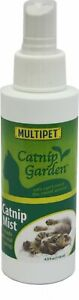 Multipet Concentrated Catnip Mist 4oz free shipping