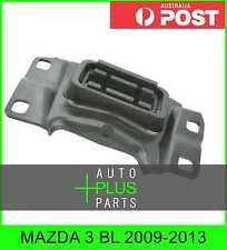 Fits MAZDA 3 BL 2009-2013 - Left Engine Mount