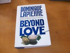 Beyond Love by Dominique Lapierre (1991, Hardcover) AIDS history