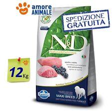 Farmina Lamb & Blueberry - Adult Maxi 12kg