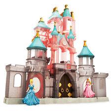 New Disney Parks Princess Castle Play Set Light-Up House Doll Cinderella SEALED