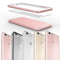 New Ultra Thin Silicone Bumper Clear Slim Case Cover Skin For iPhone 7 6 6S Plus