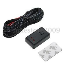 DRL LED Daytime Running Fog Light Relay Harness With Auto On Off Control Switch