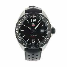 Mens Pre Owned Watch 41mm Tag Heuer Formula 1 Ref WAZ1110 Gift Box