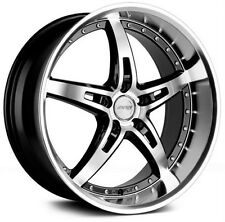 "19"" MRR GT5 Wheels For Accord Camry Mazda RX8 Acura TL 19X8.5 Inch Rims Set (4)"