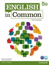 English in Common 5B Split: Student Book with ActiveBook and Workbook