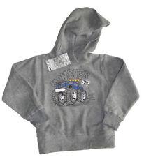 Größe 110 Jungen-Pullover mit Kapuze
