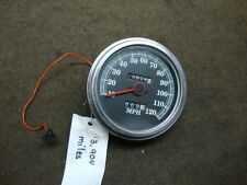 05 2005 HARLEY FLH (CUSTOM MADE) FLHT SPEEDOMETER, SPEEDO, GAUGE, 14K MILE #Z102