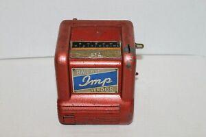 vintage IMP Trade Stimulator slot style vending machine  FREE SHIPPING