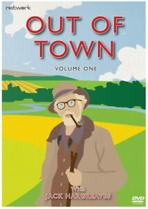 Out of Town: Volume One (DVD) Jack Hargreaves