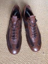Basket / Sneakers GANT Homme Cuir / Daim Brun Taille 9 1/2